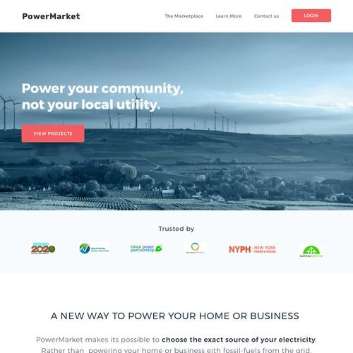 powermarket web