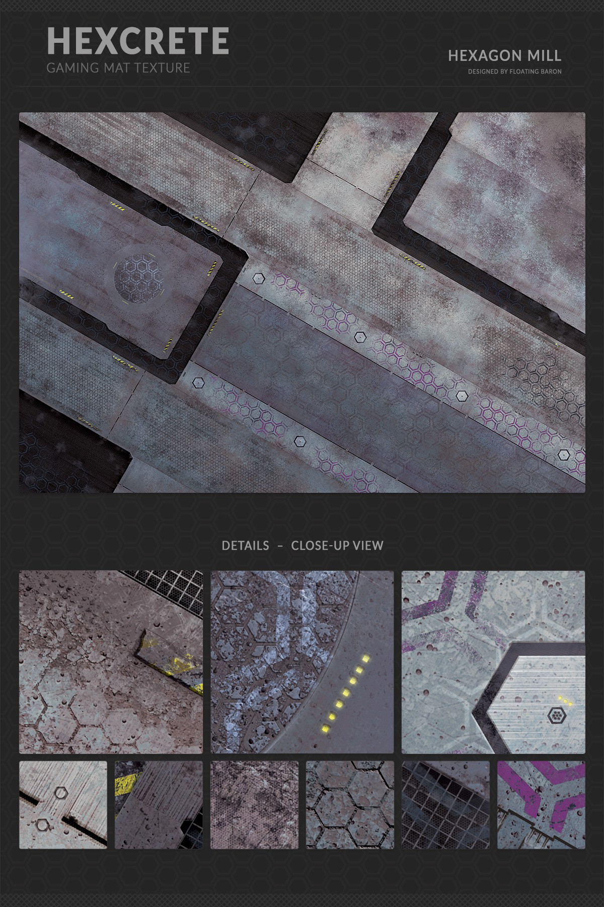 Scale Gaming Mats to Match Your Previous Work With Us