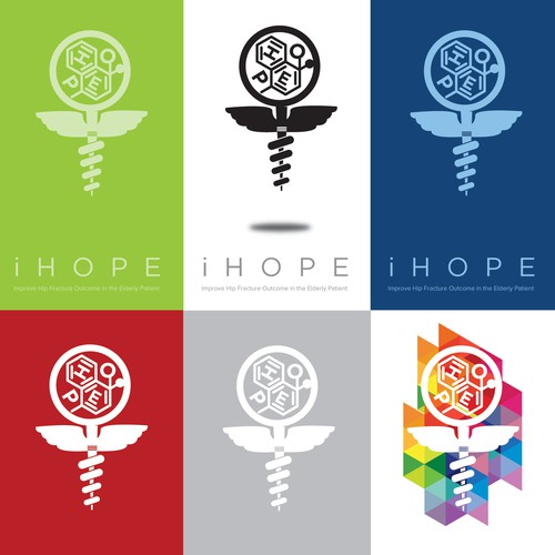 Design concepts for iHOPE