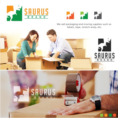 design for saurus brand