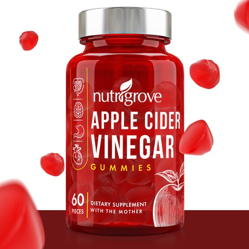 "Apple Cider Vineger ""Nutigrove"""