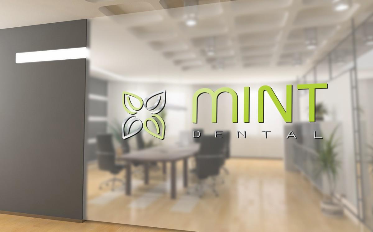 Mint Dental | Sophisticated Clean Logo