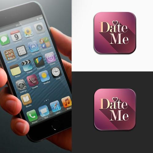 DateME Ios app needs App Icon