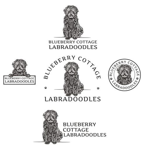 Labradoodles Logo