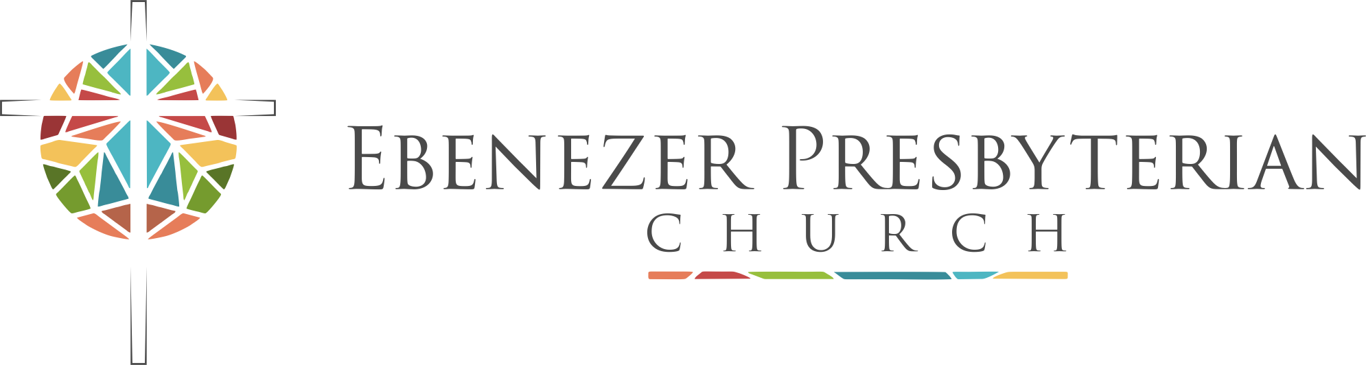 Traditional Country Family Church Logo