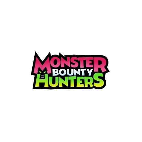A simple fun logo for a board game