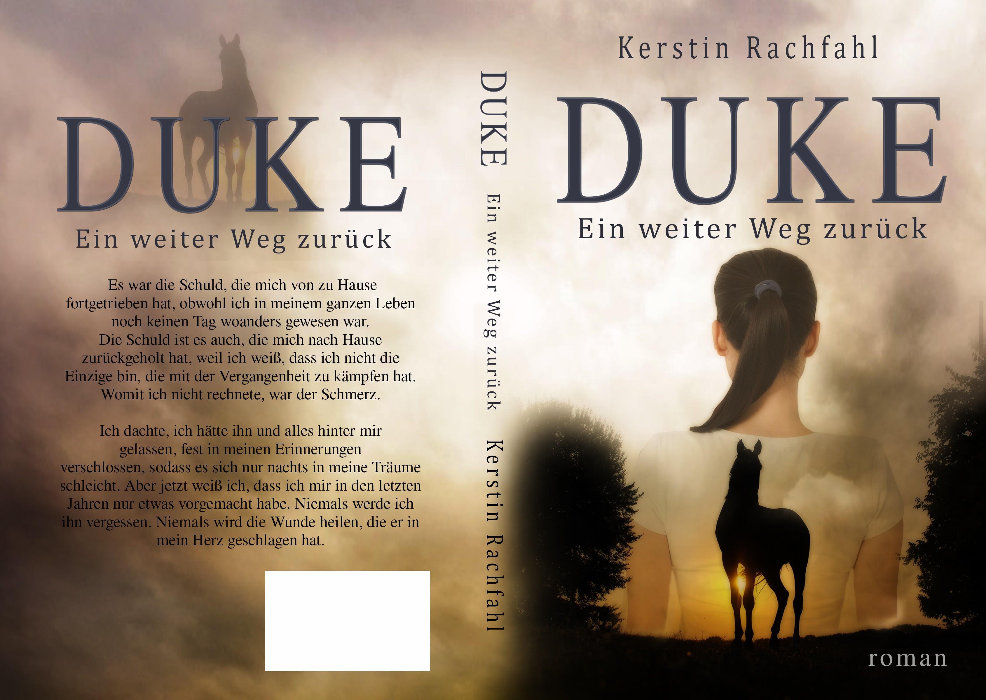 Makeover von meiner Pferderoman Reihe: Duke