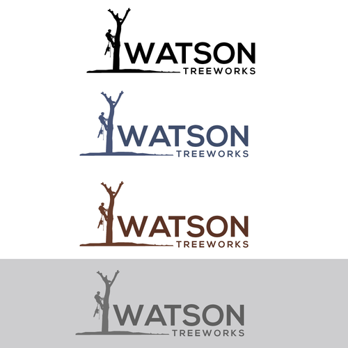 Logo for Watson Treeworks