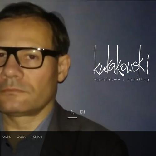 artist page