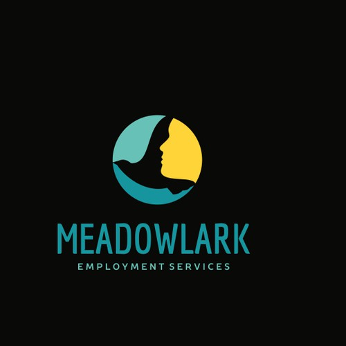 Logo design for Meadowlark