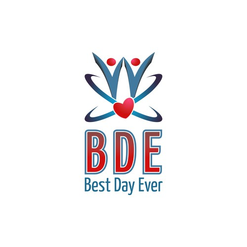 BDE BEST DAY EVER needs a new logo