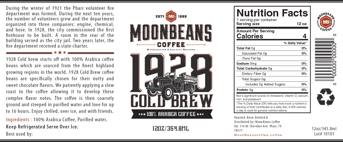 Seeking a powerful  label for our coffee company.