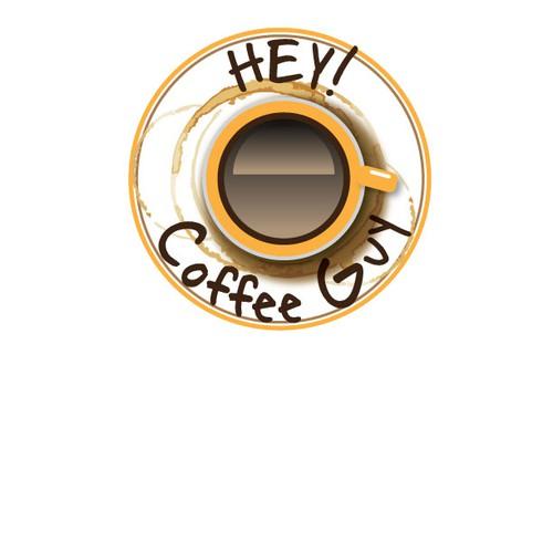 Help Hey Coffee Guy with a new logo