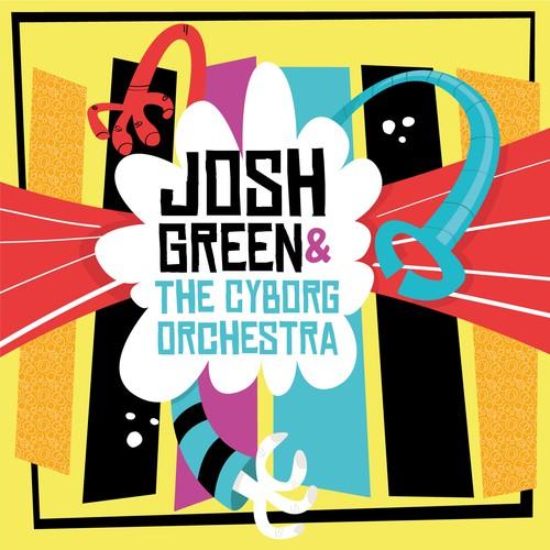 Jazz Orchestra Album Cover