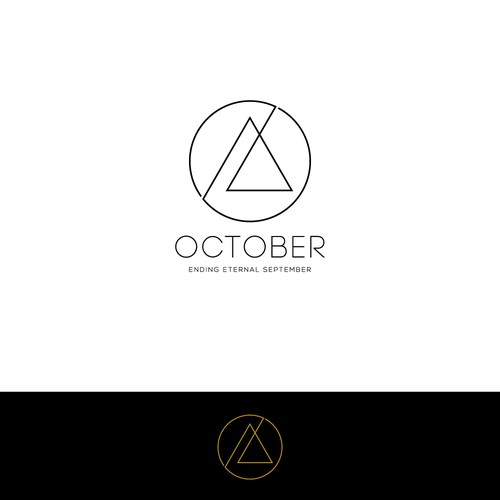 Thin Logo for October