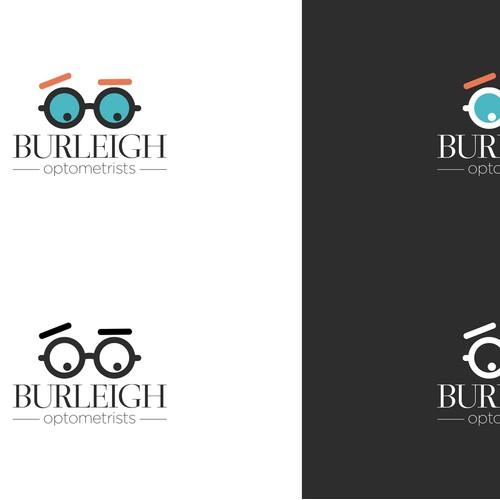 Burleigh Optometrists Logo