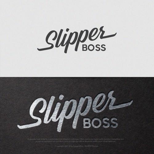 Logo Concept  4 SlipperBoss