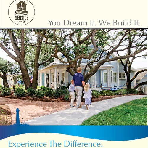 business or advertising for Seaside Homes, Inc.