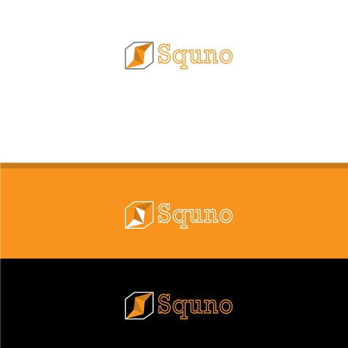 Design a creative logo for Squno