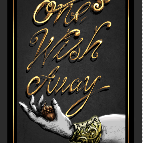 one wish away book cover