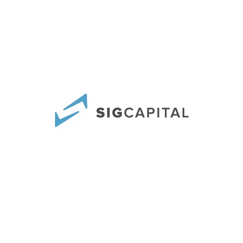 Logo concept for SIG Capital