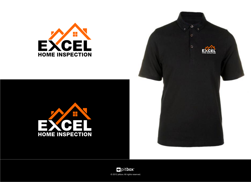 Create the next logo for Excel Home Inspections