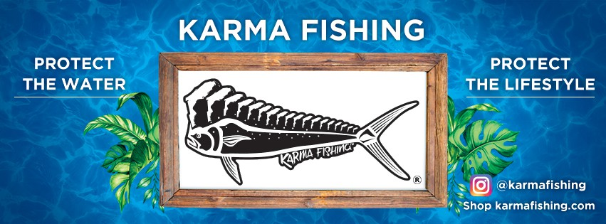 Karma Fishing Sign
