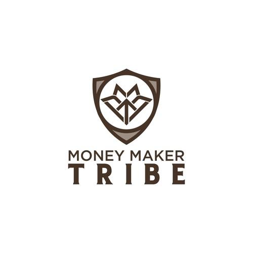 Unleash your creative spirit on my 'Money Maker Tribe' logo