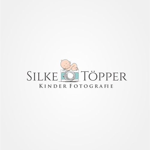 Clarity Logo for a Baby Photographer