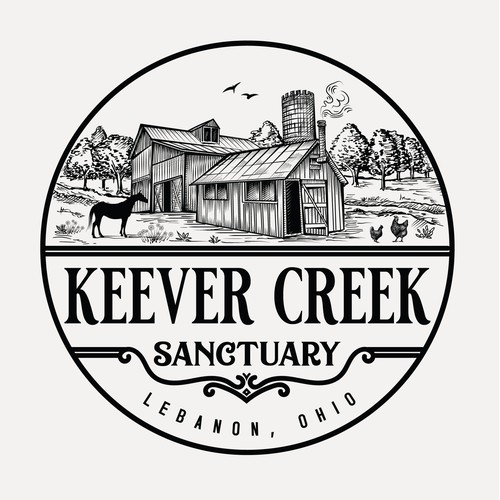 Logo for Keever Creek Sanctuary