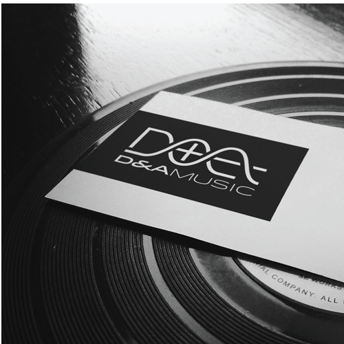 New logo wanted for D&A Music