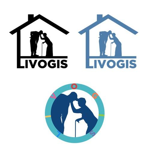 LIVOGIS Logo #1 & #2