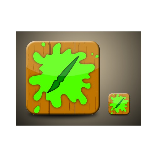New Icon for PadDraw a drawing book for children wanted