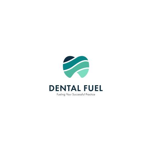 Dental Fuel Logo Concept