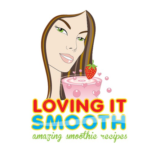 Create the next logo for Loving It Smooth