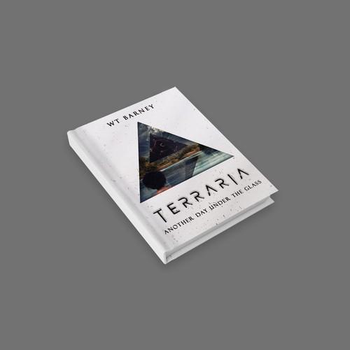 """Minimalist cover: """"Terraria"""""""
