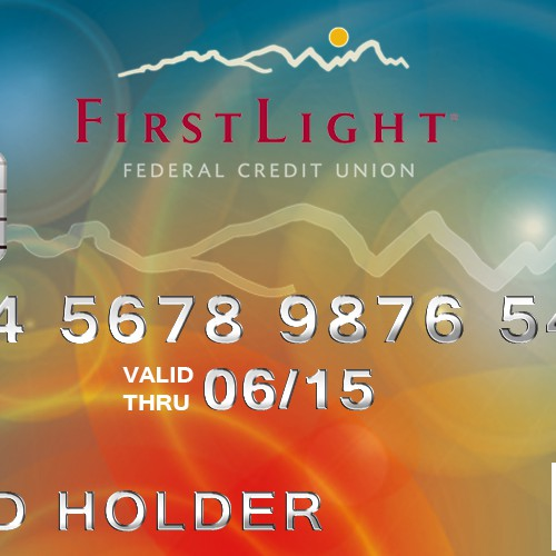 Firstlight Federal Credit Union needs a new design