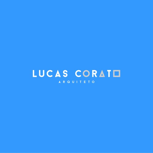 New Logo + Business Card For The Architect Lucas Corato