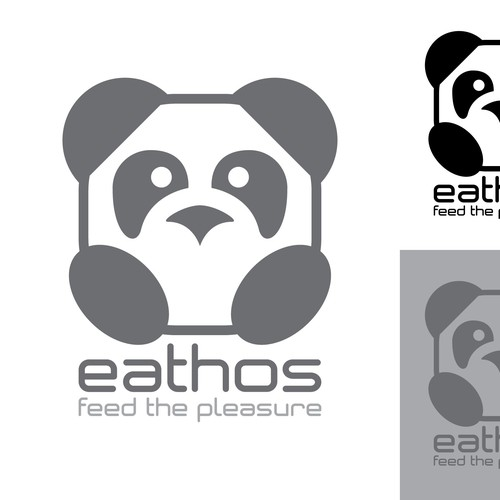 Logo for eathos