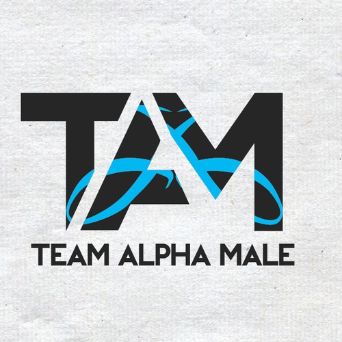 Create a new logo for Team Alpha Male a professional  Mixed Martial Arts Team