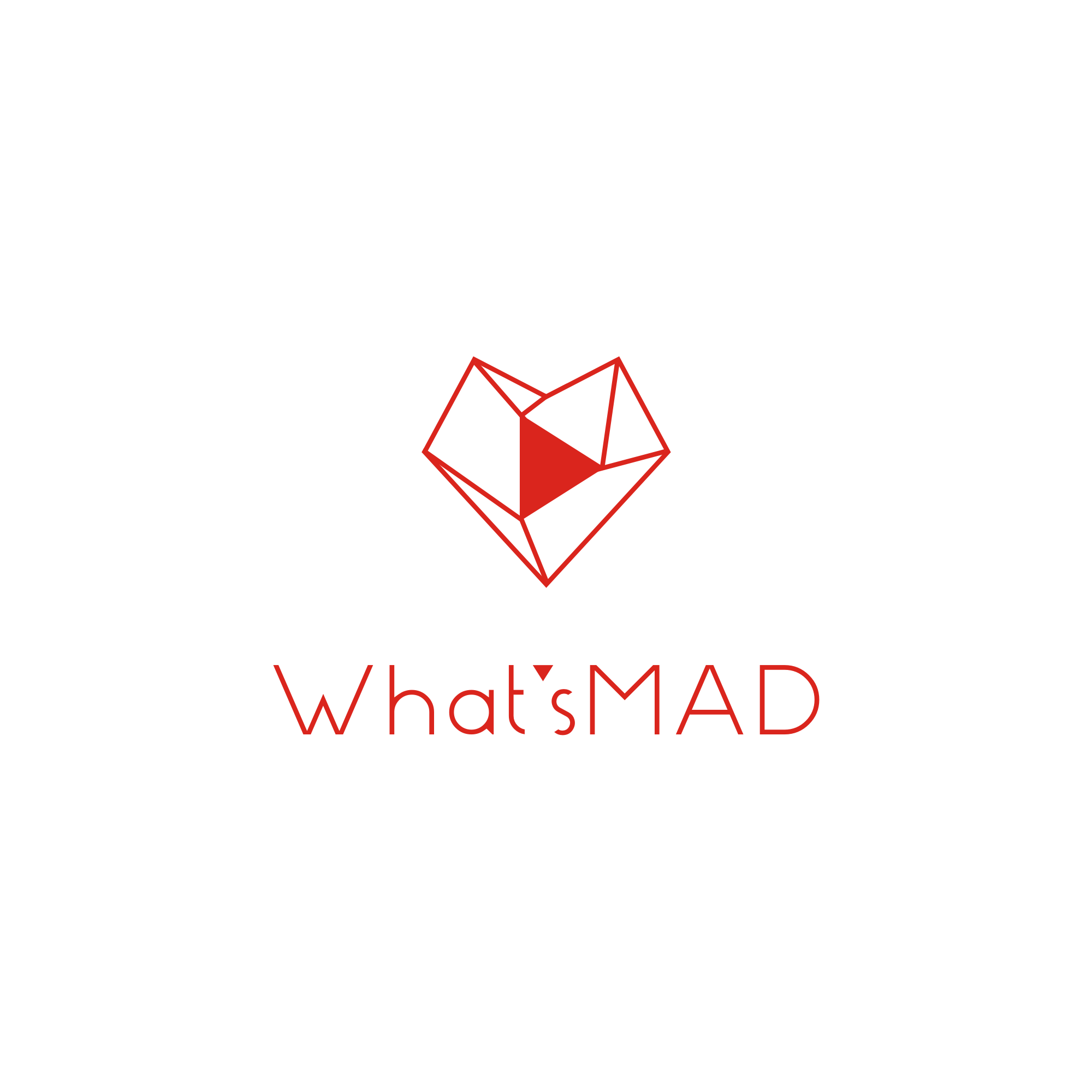 WhatsMAD (What's Making A Difference) Logo