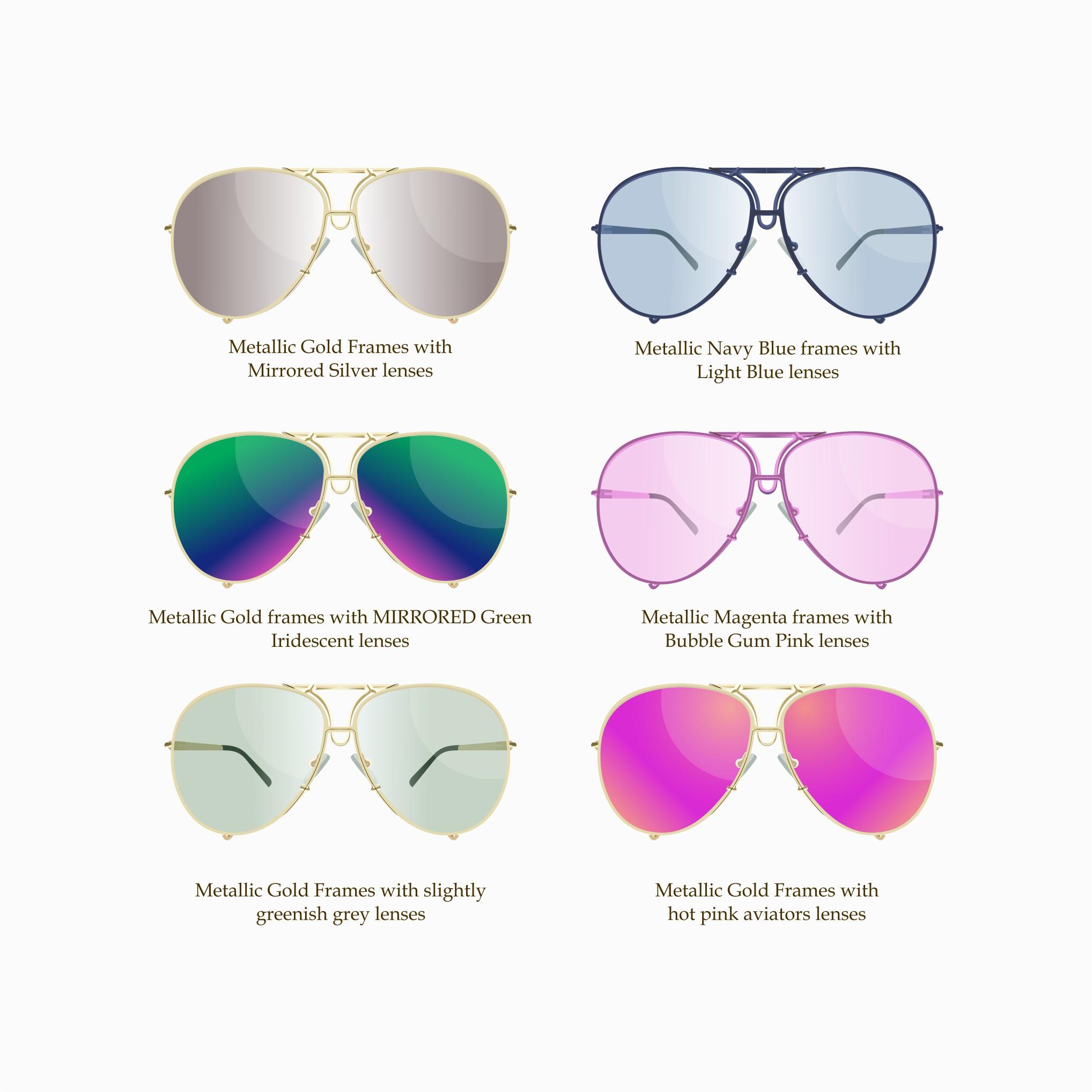 Vectorize/Design Sunglasses