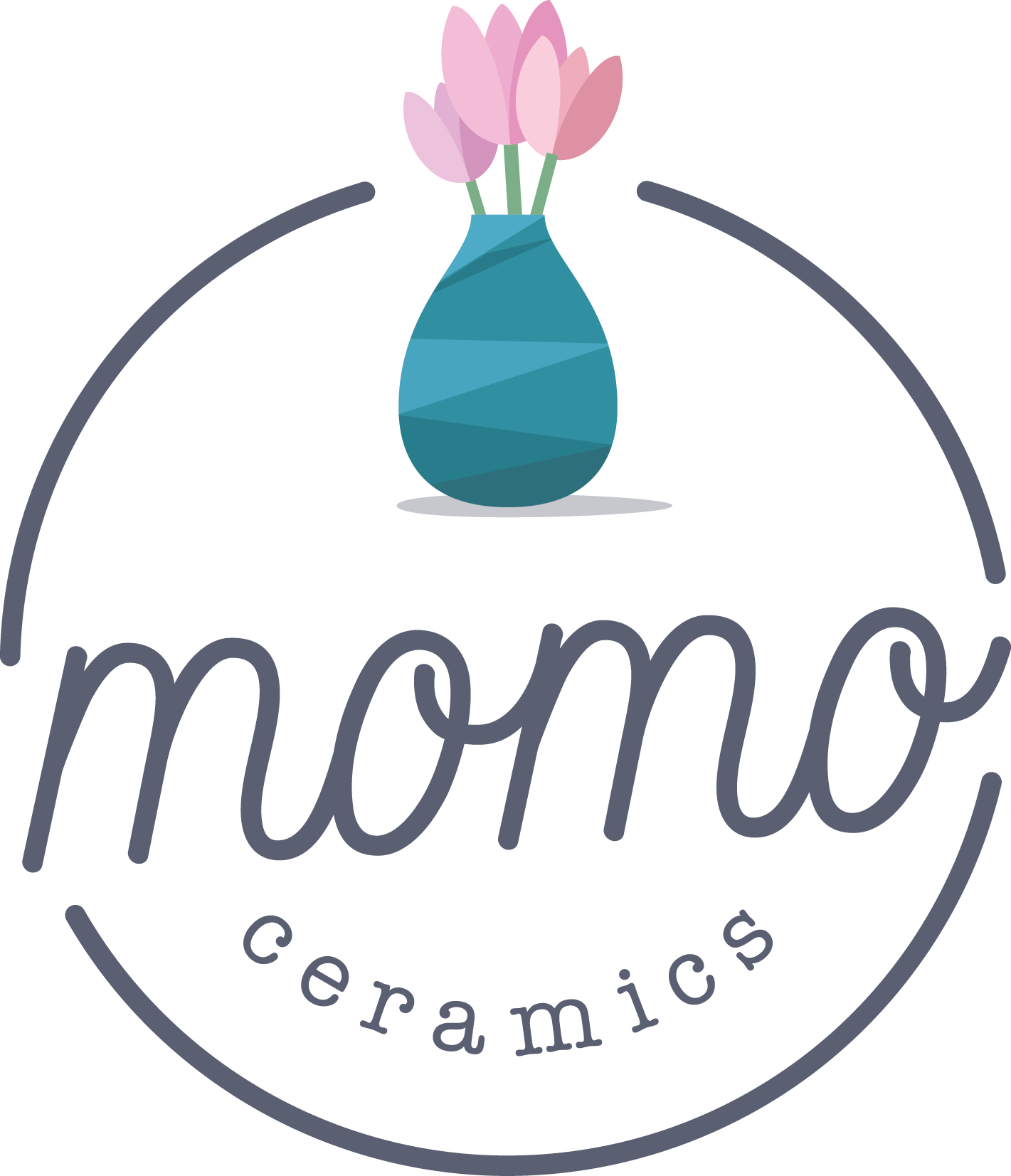 Sophisticated Organic Logo for Ceramic Designer