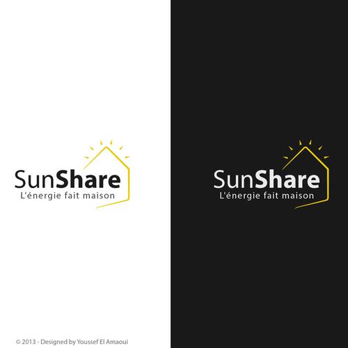 Nouveau projet dans la catégorie logo pourSunShare