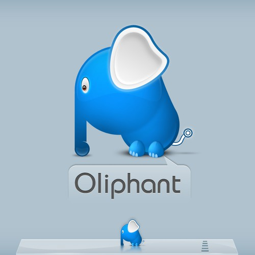 New button or icon wanted for Oliphant app