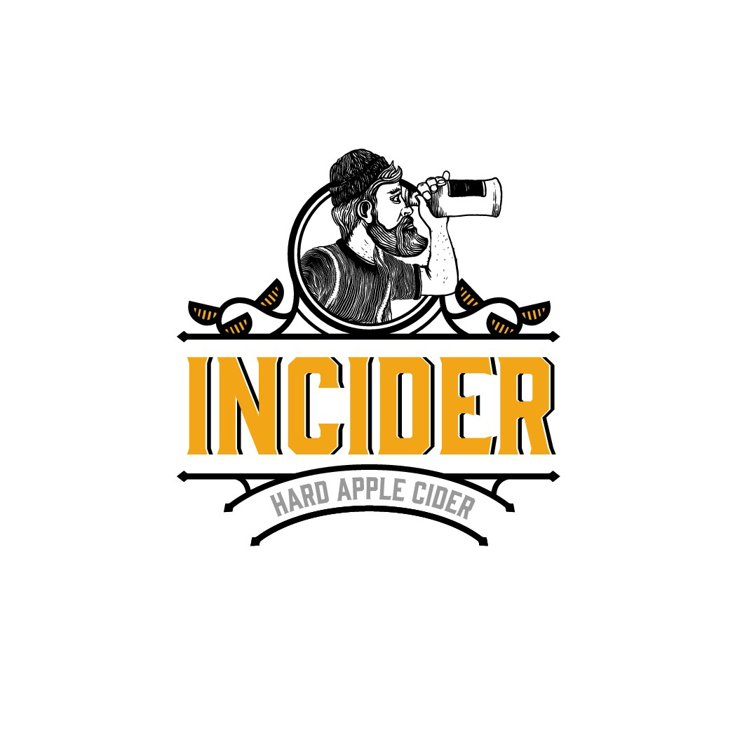 Fun-loving and adventurous cider brand looking for a logo