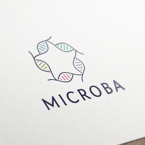 Logo Design & Corporate Identity for Microba