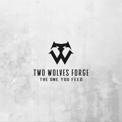 Two Wolves Forge logo