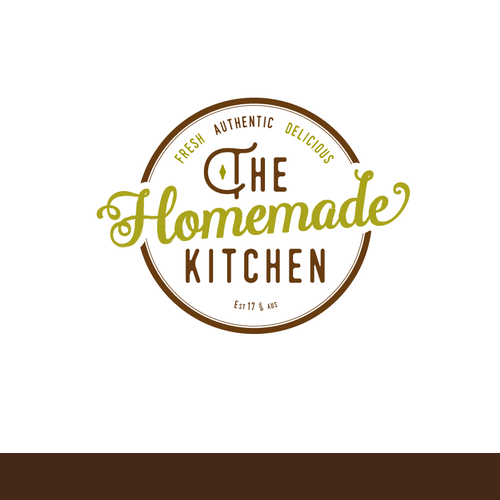 Logo design for artisan food business