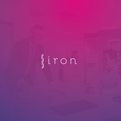 Logo design for blockchain project